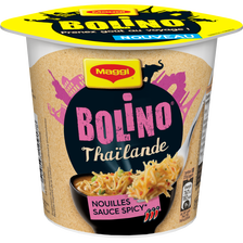 Bolino Thaïlande nouilles curry coco MAGGI, 49g