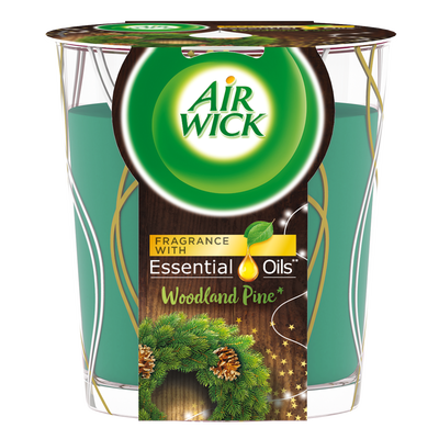 Bougie edition limitée pin AIR WICK, 105g