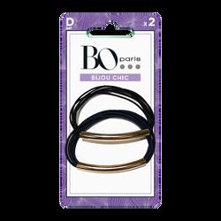 2 bracelet-élastique BO PARIS