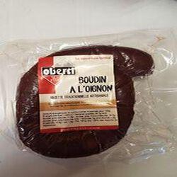 Boudin oignon, OBERTI, 400g