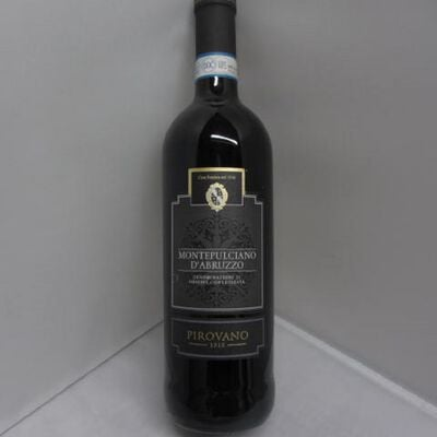 MONTEPULCIANO D.O.C RGE 75CL