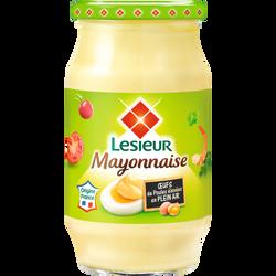 Mayonnaise aux oeufs frais LESIEUR, 710g