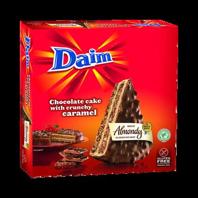Gâteau aux amandes et daim ALMONDY, 400g