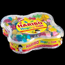Happy box HARIBO, boîte de 600g