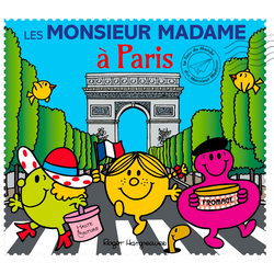 Monsieur madame à paris