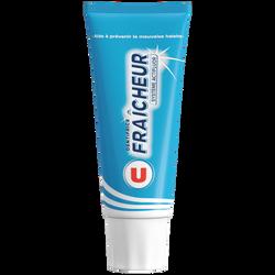 Dentifrice fraîcheur U, tube de 75ml