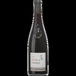 Vin d'Anjou AOC rouge Domaine Emile Chupin Croix de la Varenne MD, bouteille de 75cl