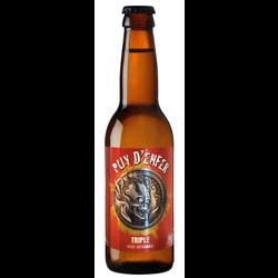 Bière blonde triple Mélusine, 8,5°, 33cl
