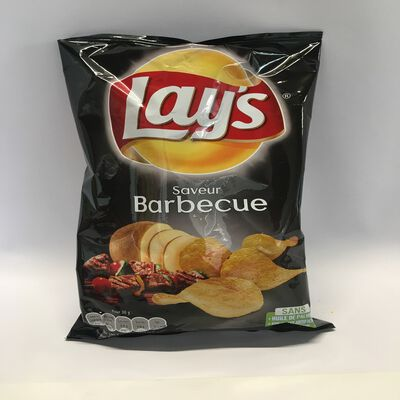 LAY'S CHIPS BARBECUE 75GR