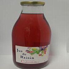 Jus de raisin Domaine des Cabridelles 1l