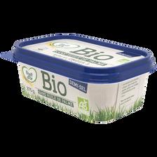 Margarine demi-sel Bio FRUIT D'OR, 375g