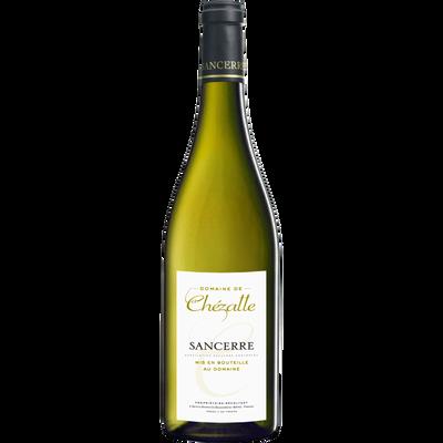 """Vin blanc AOC Sancerre """"Domaine de la Chezatte"""", 75cl"""