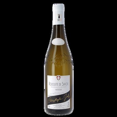 Vin blanc de Savoie Roussette Altesse Joly, Bouteille 75cl