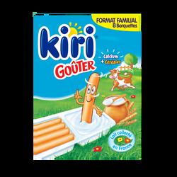 Spécialité fromage fondu pasteurisé gressins KIRI, 19%MG, x8 soit 280g