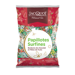 Papillotes surfines JACQUOT, 940g