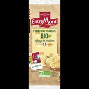 Entremont Fromage À Pâte Pressée Cuite Emmental Français Bio 31% De Matière Grasse Entremont, 180g