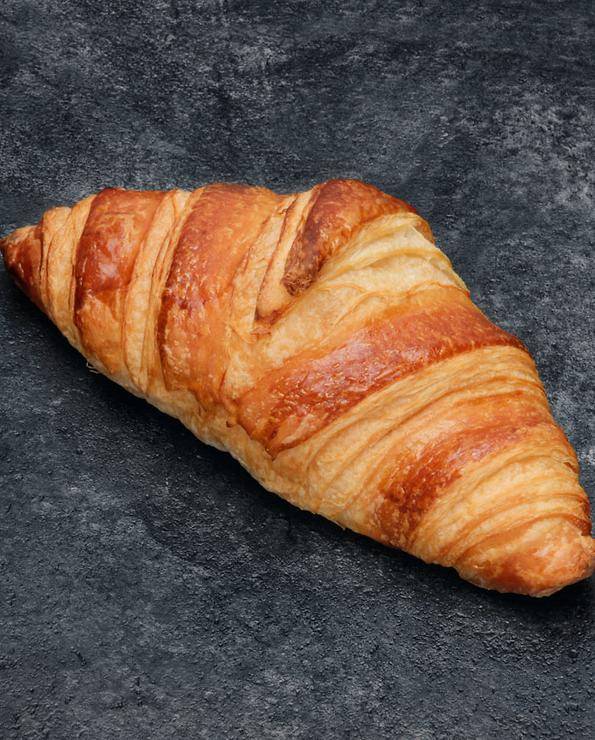 Croissant pur beurre, selection U, 6 pièces + 2 offerts