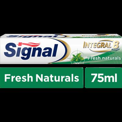 Dentifrice Fresh Action SIGNAL Intégral, tube de 75ml
