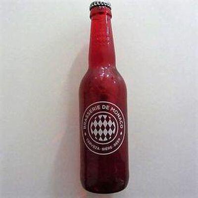Bière blonde BRASSERIE DE MONACO,33c