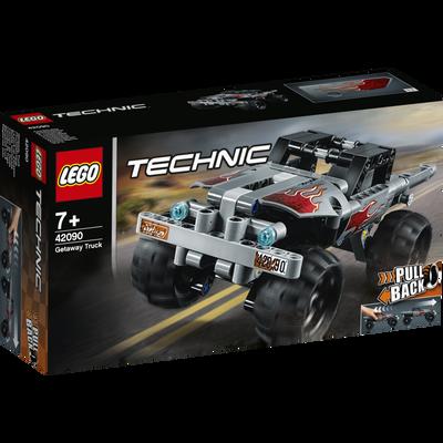 Le pick up d'evasion LEGO Technic