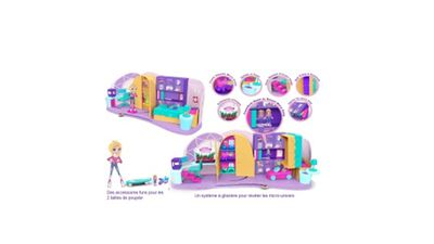 Chambre metamorphose POLLY POCKET
