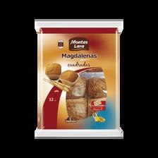 Magdalenas cuadradas (madeleines forme carrée) INPANASA 300g