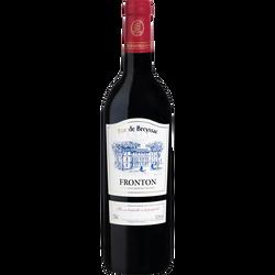 Vin rouge AOP Fronton roc de Breyssac U, 75cl
