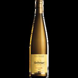 Vin d'alsace blanc Sylvaner WOLFBERGER, 75cl