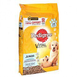 Croquettes pour chien junior PEDIGREE, 10kg