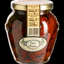 Tomates sechées et câpres à l'Huile d'Olive CASA BRUNA, 280g