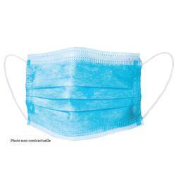 Masque de protection à usage unique x50