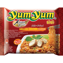Soupe nouilles poulet grillé YUMYUM, 70G