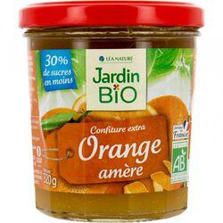JB Confiture extra Orange amèr bio