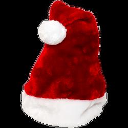 Bonnet de Père Noël pour adultes