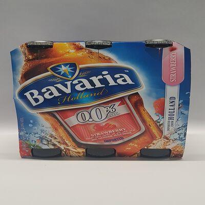 BAVARIA 0% FRAISE 6X33CL