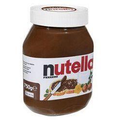 Pâte a tartiner NUTELLA, 750g