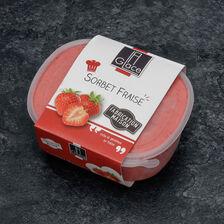 Sorbet fraise congelé, 1 pièce, 600g