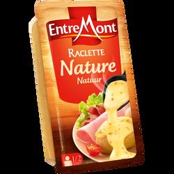 Raclette lait pasteurisé 28% de MG ENTREMONT, 250g