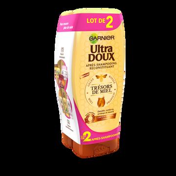 Garnier Après-shampoing Trésor Miel Ultra Doux, 200ml
