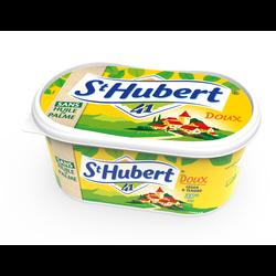 Matière grasse à tartiner doux sans huile de palme ST HUBERT 41, 38% de MG, 500g