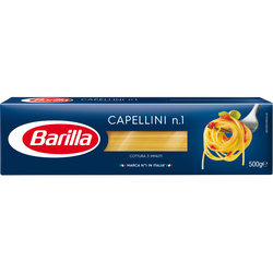 Capellini Numéro 1 BARILLA étui 500g