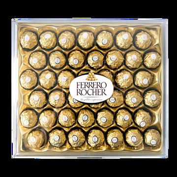 Ferrero Chocolat Ferrero Rocher, Boite De 42, 525g