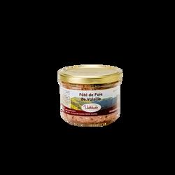 Verrine paté de foie de volaille 180g
