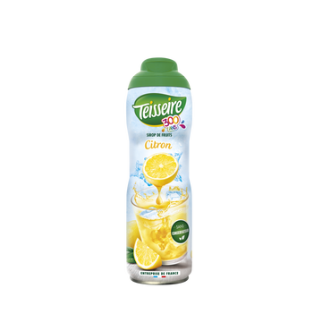 Teisseire Sirop Citron Teisseire, 60cl