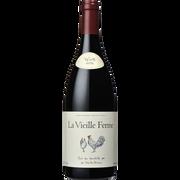 Ventoux Vin Rouge Côtes Du Ventoux Aoc La Vieille Ferme, 75cl
