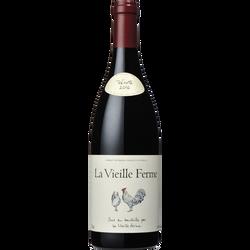 Vin rouge Côtes du Ventoux AOC  LA VIEILLE FERME, 75cl