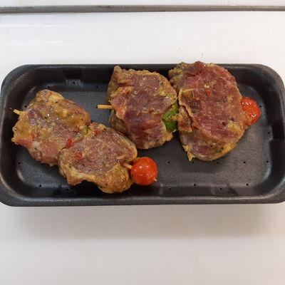 Brochettes de filet mignon Tandoori X2