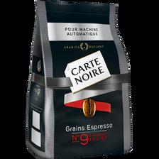 Espresso grains n°9 CARTE NOIRE, 500g