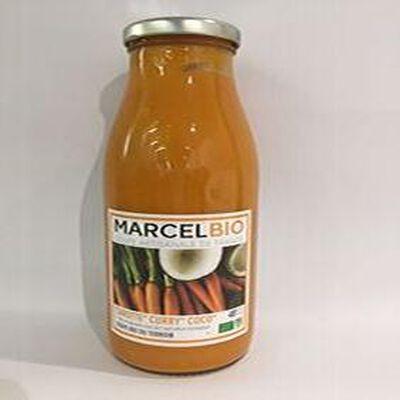 MARCELBIO CAROTTE CURRY COCO