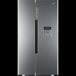 Réfrigerateur americain HAIER hrf-522ig6 silver A+